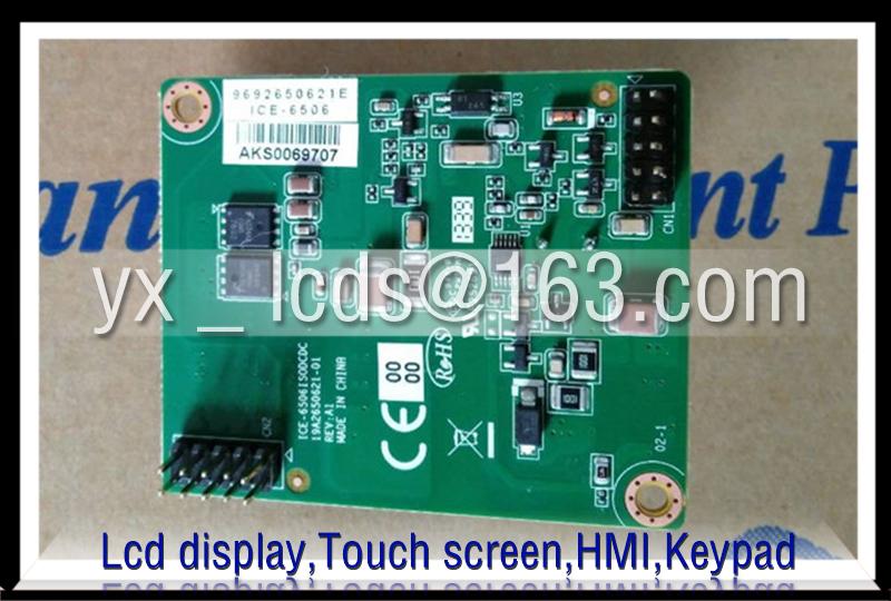 ICE-6506 ICE-6506ISODCDC Industrial Control Board AKS0069707