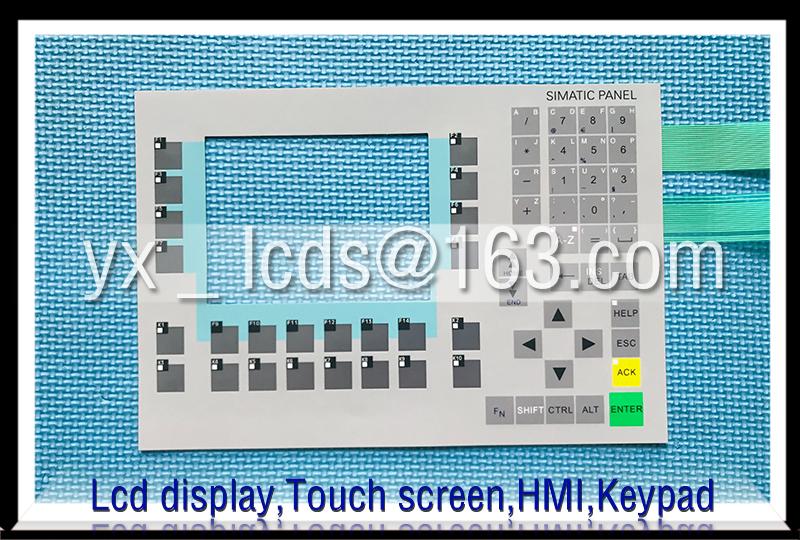 NEW Siemens OP277 6AV6643-0BA01-1AX0 Membrane Keypad 6AV6 643-0BA01-1AX0